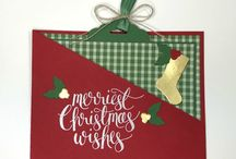 Stampin Up - Watercolour Christmas