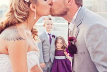 Wedding Photo's with Kids