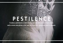Conquest/pestilence - Horseman