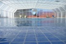Piscina cubierta - Indoor swimmingpool