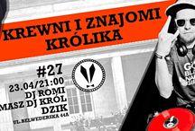 Krewni i Znajomi Królika. / Posters.
