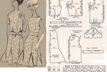 sewing, patterns