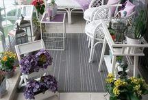Kullanışlı balkonlar