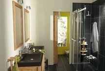 Carnet d'idées: salle de bain