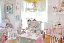 El cuarto de los sueños de una niña