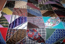 Quilts and things - Ties / by Myra Heard