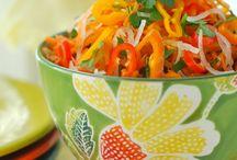 Plant Strong: Salads & Sides / by Jolanta Thorburn