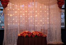 Asian Wedding Lighting Inspiration