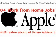 Companies With Work from Home Jobs