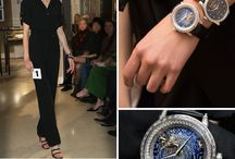 Haute Joaillerie 2014 / Jaeger-LeCoultre and creator Alexis Mabille organized a fashion show to present the 2014 collection of Haute Joaillerie timepieces.     / by Jaeger-LeCoultre