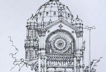 Pen illust