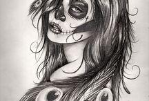 Tattoos I love! / by Amanda Hill