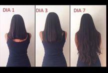 Crecer cabello