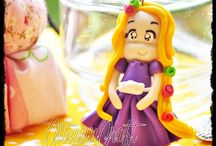 my clay *citrayucraft* / clay FIMO