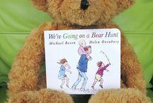 B4FIAR- We're Going on a Bear Hunt / by Rebecca Dvorak