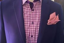 Handmade Tailoring / Perfect measurements along with handmade tailoring make Milano a staple on Long Island for the bespoke men's clothing. Visit http://milanomensfashion.com/tailor-long-island/.