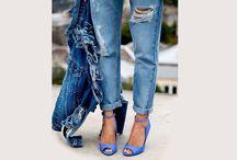 jeans modası