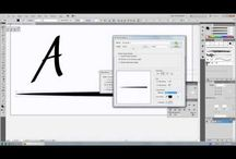 Adobe Illustrator Tutorials / How to use Adobe Illustrator for creating Designs