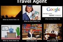 Travel Agent Stuff ✈ / by Christy Jackson