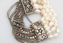 bracelets / jewelry / by Kristen Karamatic