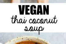 Vegan and vegetarian Food