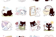 sticker cute