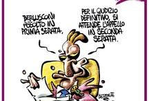 Vignette / Le vignette e le grafiche degli autori di Prugna