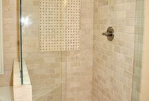Master bathroom remodel / by Amanda Gernert