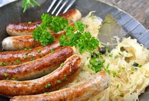 What to eat / Bamberg and the region of Upper Franconia offers many culinary specialties - some of which only can be found in Bamberg with its centuries long tradition of brewing and urban gardening.