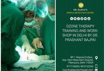 Advance Ozone Therapy Workshop in Delhi, India
