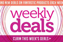 Stampin Up's Weekly Deals
