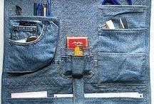 Bricolaje con jeans