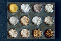 recipes for baked stuff! / by Heather Zweig