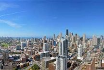 Chicago Neighborhood Spotlights / Beautiful views of Chicago neighborhoods