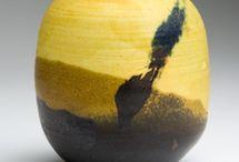 Ceramist Toshiko Takaezu