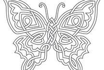 Celtic motif