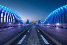 CITYscape | DUBAI/QATAR / by Michael Davey