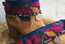 bot,ayakkabı,kemer