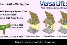 Versa Lift Attic System