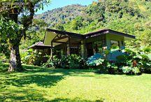El Silencio Lodge in Bajos del Toro, Costa Rica / by Whispered Inspirations