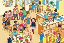 Education: praatplaten