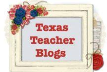 Texas Teacher Blogs