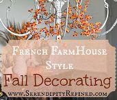 Farmhouse in Fall | Lifestyle
