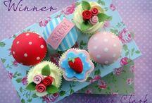 Cupcakes / by Tamara Caskey