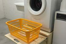 Waschmaschine Podest