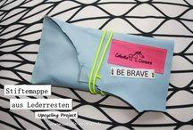 Caballo Couture Upcycling / Schöne Dinge schaffen egal ob aus alten oder neuen Materialien.