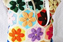 Next on crochet bag :))
