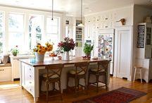 kitchens I love / by Brigida Eberle