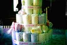 baby shower ideas and baby stuff / by Danielle Ercoli