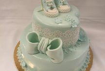 Annin Juhlapalvelu Christening Cake